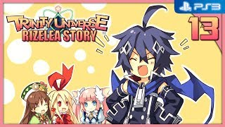 Trinity Universe 【PS3】 Rizelea Story #13 │ Chapter 7 : A Big Mistake In The Past