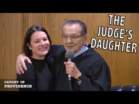 The Judge's Daughter and The Law Abiding Parking Person
