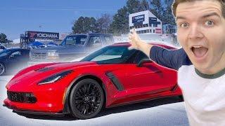BUYING MY DAD HIS DREAM CAR!!