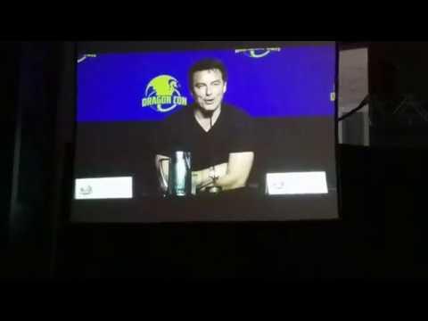 🔴 Legends of Tomorrow Legion Of Doom Panel + Vixen Dragoncon 2017