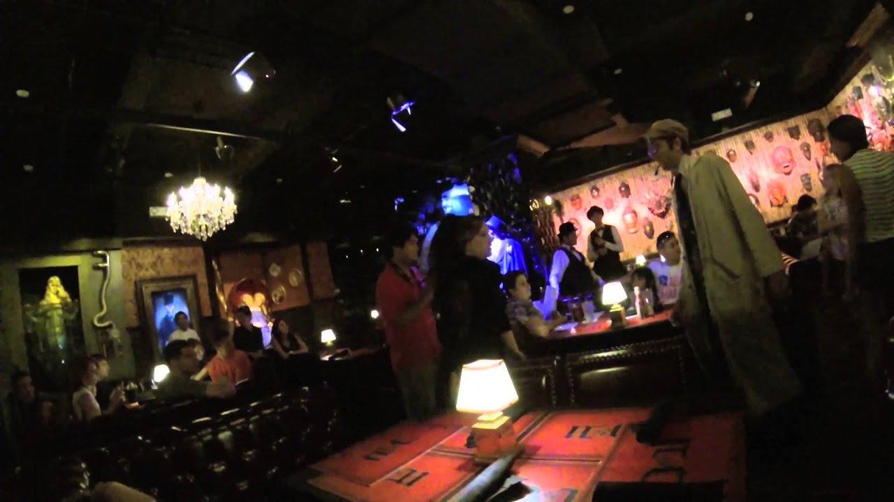 Jekyll And Hyde Restaurant Nyc Youtube