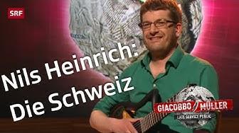 Nils Heinrich über die Schweiz - Giacobbo / Müller