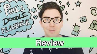 AmazingPhil's Doodle Planner Review