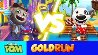 NEW in Talking Tom Gold Run Las Vegas vs. Hawaii