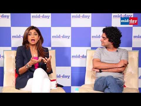 Shilpa Shetty in a Candid Chat with Mayank Shekhar
