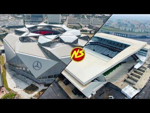 Los 5 Estadios Más Lujosos Del Mundo.