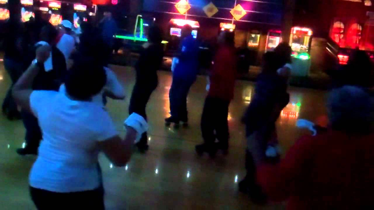 Adult night at the rivergate skate center youtube for The rivergate