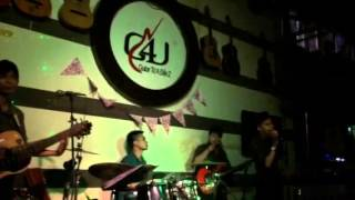 Nơi Ấy - Nguyên Hoàng singer - G4U CAFE (16-9-14)
