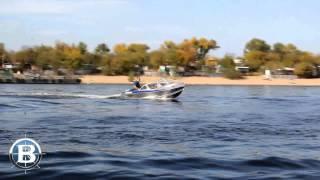 Видео катера Волжанка 47 Классик с мотором Mаriner 15(Видео катера Волжанка 47 Классик. Моторная лодка обладает цельным сваренным корпусом, что немного утяжеляет..., 2012-10-22T14:39:57.000Z)