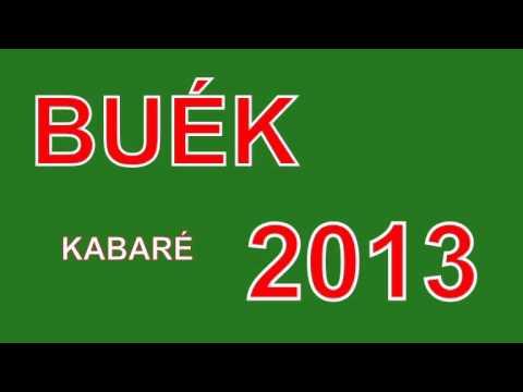 BUÉK - 2013 (Szilveszteri Kabaré)