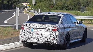 Does the next BMW M5 F90 sounds as good as the E60 V10?