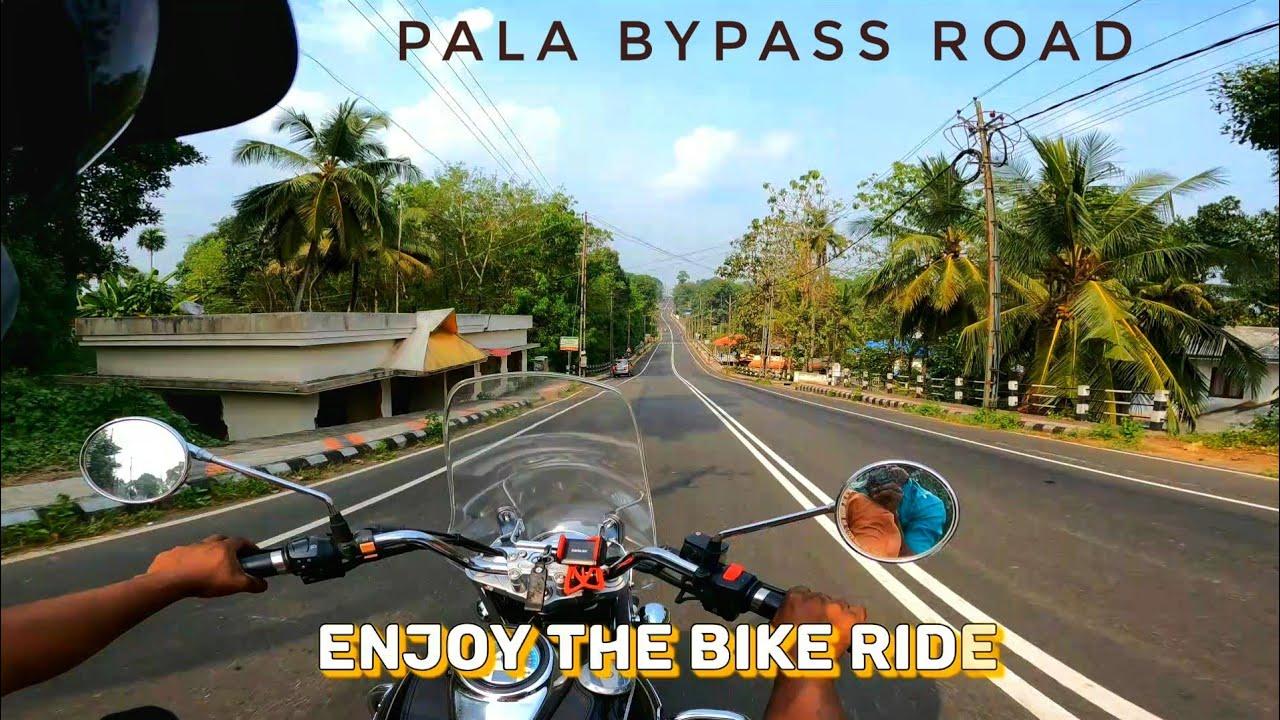 Pala Bypass Road and kollapally bike ride