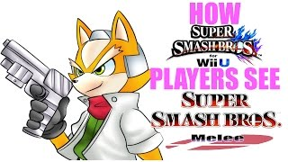 Repeat youtube video How Smash 4 Players See Melee