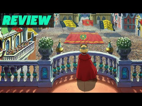 Download Youtube: Ni No Kuni II Review