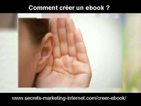 Comment Créer Un Ebook