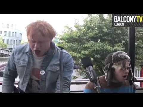 CAPTAIN DANGEROUS (BalconyTV)