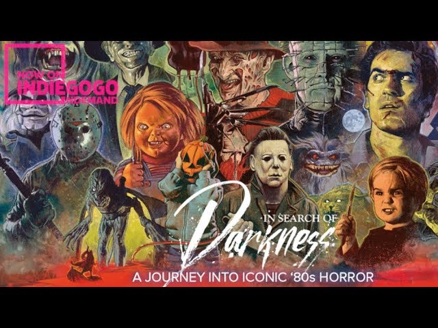 OFFICIAL TRAILER - IN SEARCH OF DARKNESS - THE DEFINITIVE '80s HORROR DOC