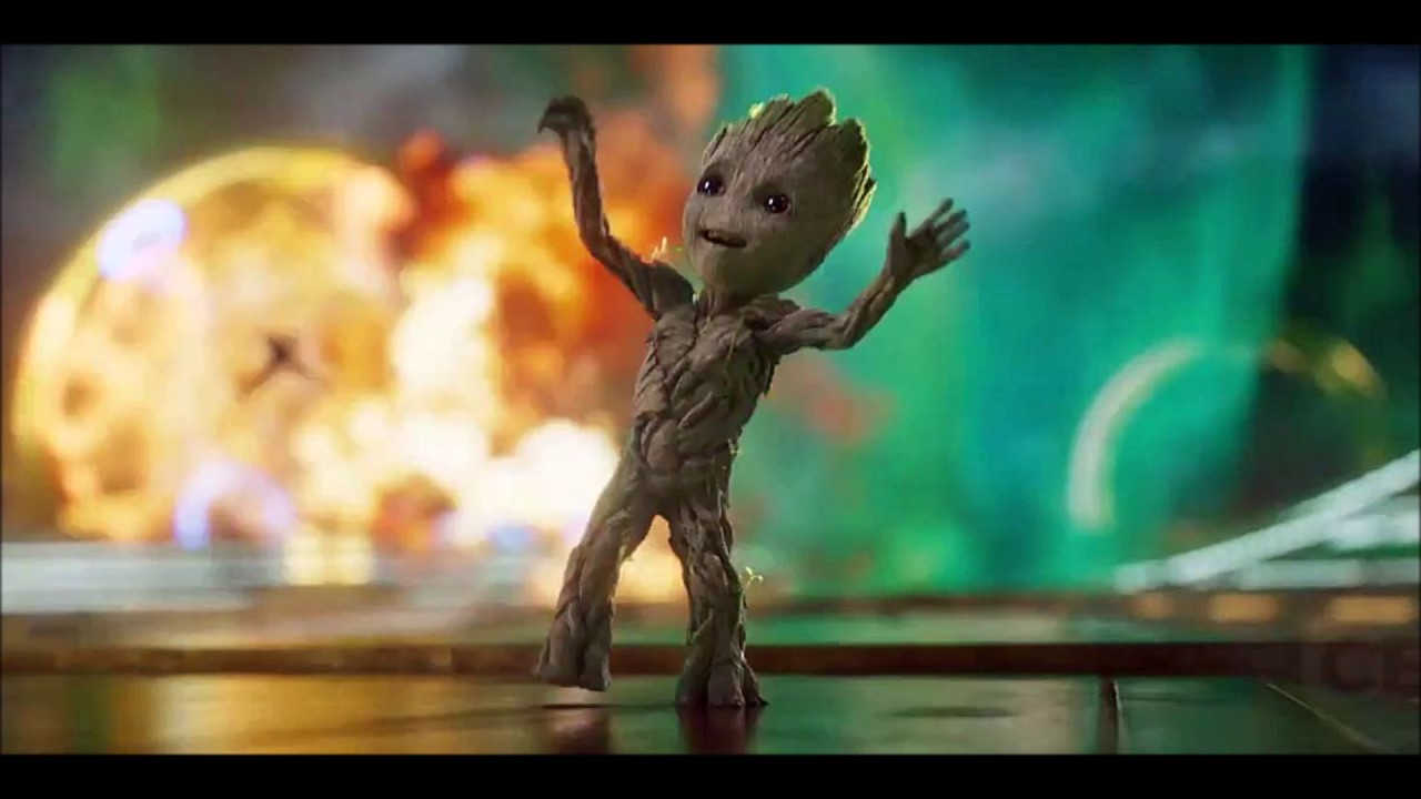 Elo Mr Blue Sky Guardians Of The Galaxy 2 Film Edit Youtube