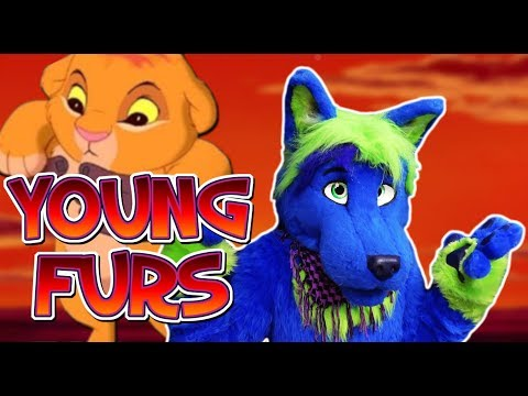 MY THOUGHTS ON YOUNG FURRIES!
