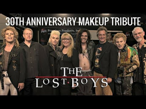 The Lost Boys Makeup  A 30th Anniversary TributeOriginal Artists