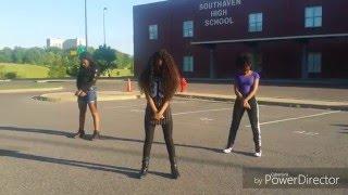 damn daniel challenge choreograph by jakiyrah
