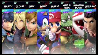 Super Smash Bros Ultimate Amiibo Fights Request #1528 Smackdown at Dracula's