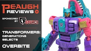 Video Review: Transformers: Generations Selects - OVERBITE