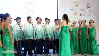Muntinlupa Science High School - 2012 Eco-Chorale Champion