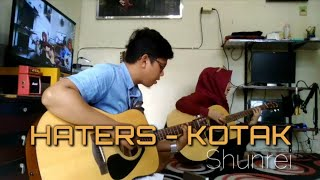 Haters - Kotak cover (shunrei)