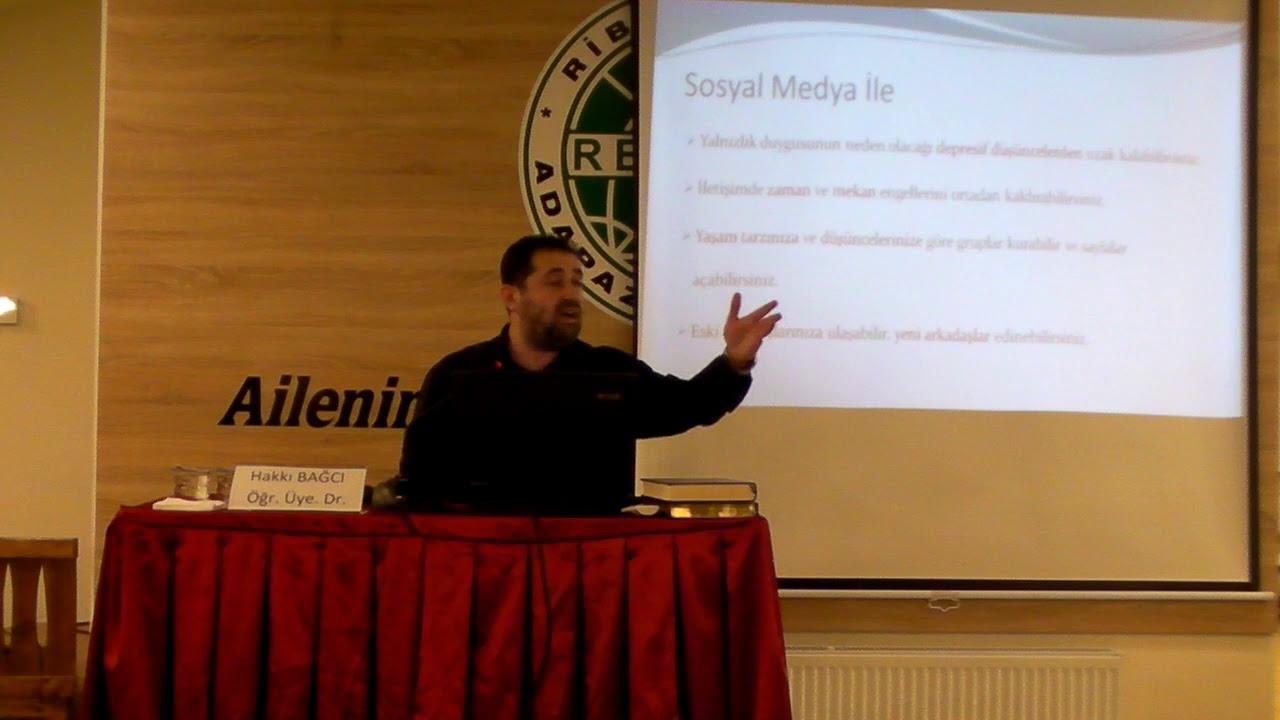 Yetişkinlerde ve Gençlerde Sosyal Medya Kullanımı