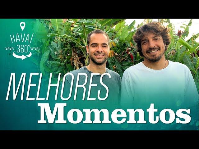 Freesurf com Gabriel Medina | Melhores Momentos | Havaí 360º