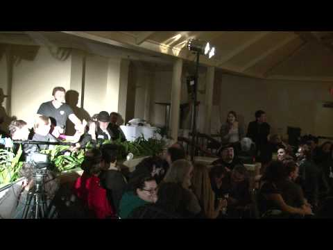 Aaron Glotfelter's Erotic Hypnosis Show 2 At Wicked Faire Audience Member