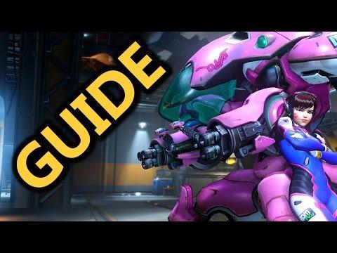 What Will Defense Matrix Stop? (Overwatch D.VA Guide)