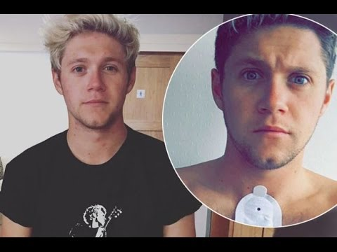 Fans fear for One Direction's Niall Horan...