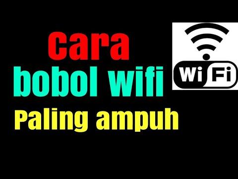 Cara melihat password wifi   Cara ganti password wifi warung kopi !!.