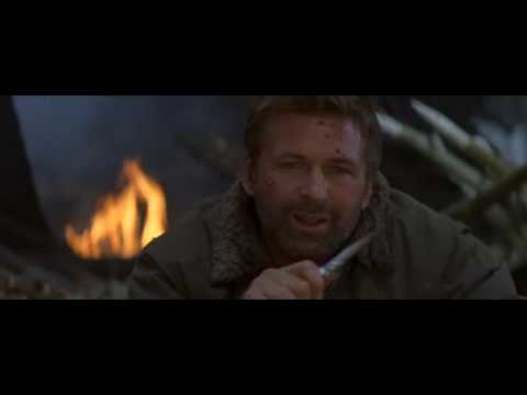 "Kill The Bear - scene from ""The Edge"" with Anthony Hopkins and Alec Baldwin"