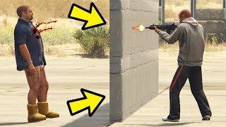 GTA 5 Online - 3 NEW GLITCHES & TRICKS! (Shoot Through Walls, Hydra Super Speed & Radio Glitch)