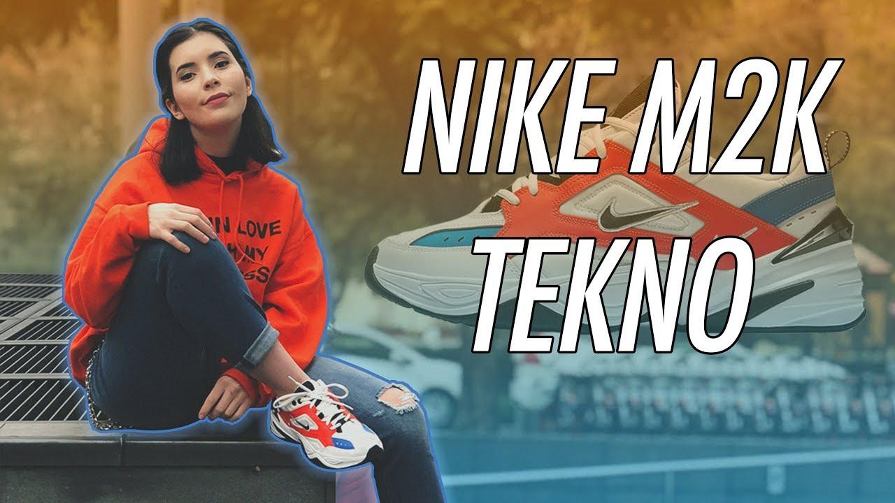 zapatillas nike mk2 tekno mujer