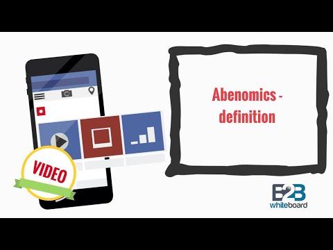 Abenomics - definition
