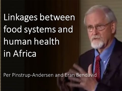 Linkages between food systems and human health in Africa