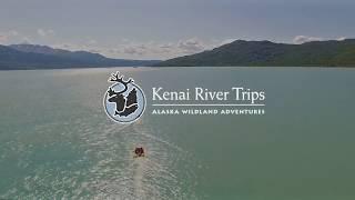 Kenai River Canyon Raft Trip