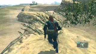 mgs5 gz easy way to get out the map