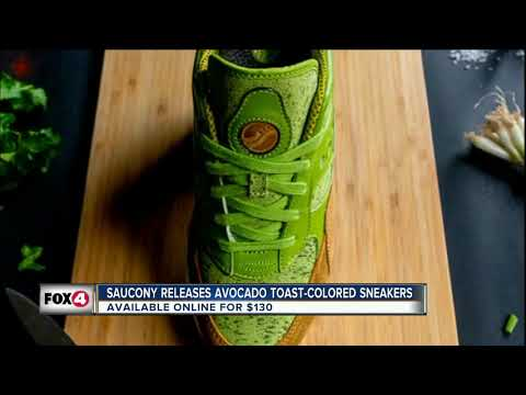 Kobi - Avacado Toast Sneakers Are REALLY A Thing!