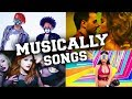 Download Top 50 Musically Songs Chart MP3 song and Music Video