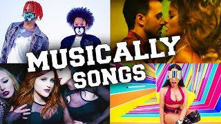 Top 50 Musically Songs Chart 2017