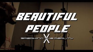 Gambar cover Ed Sheeran ft. Khalid - Beautiful People (Rock cover by Breaking The Reality)