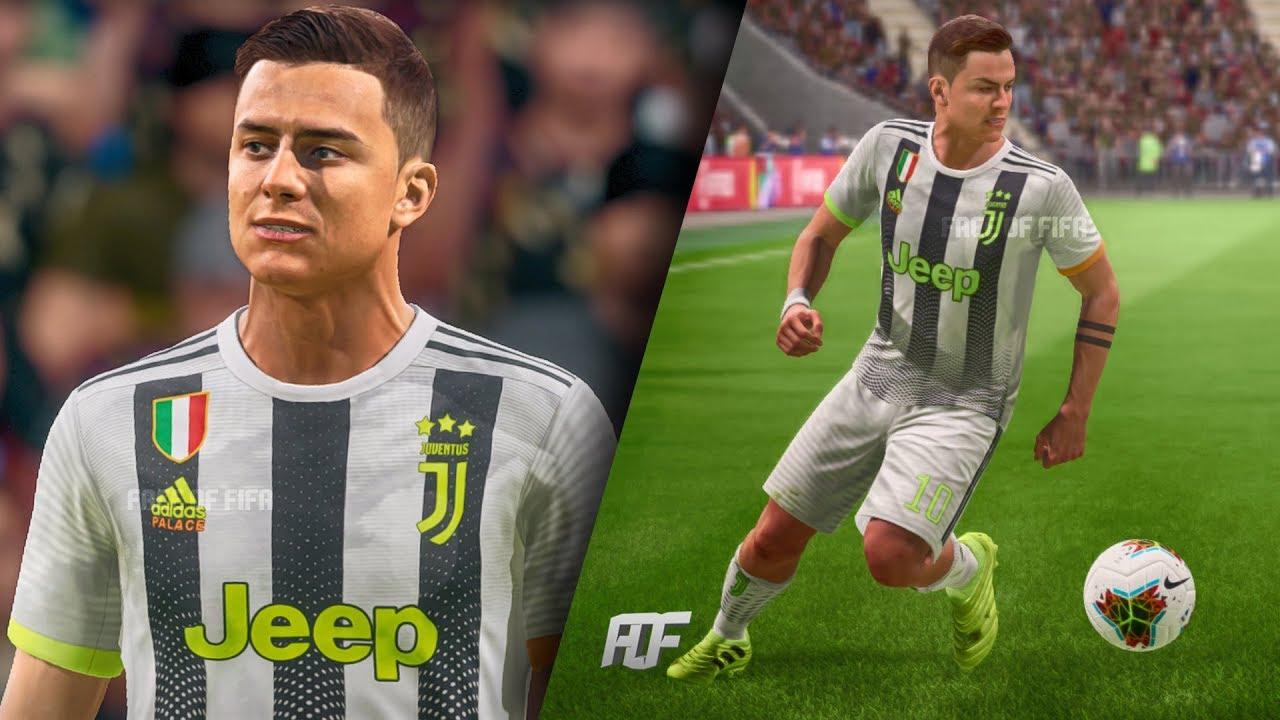 Fifa 20 Adidas X Juventus X Palace Youtube
