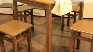 Стол из досок своими руками: мебель для кухни из дерева, стулья со спинкой, стол из массива обеденный, из мдф, фото, видео-инструкция