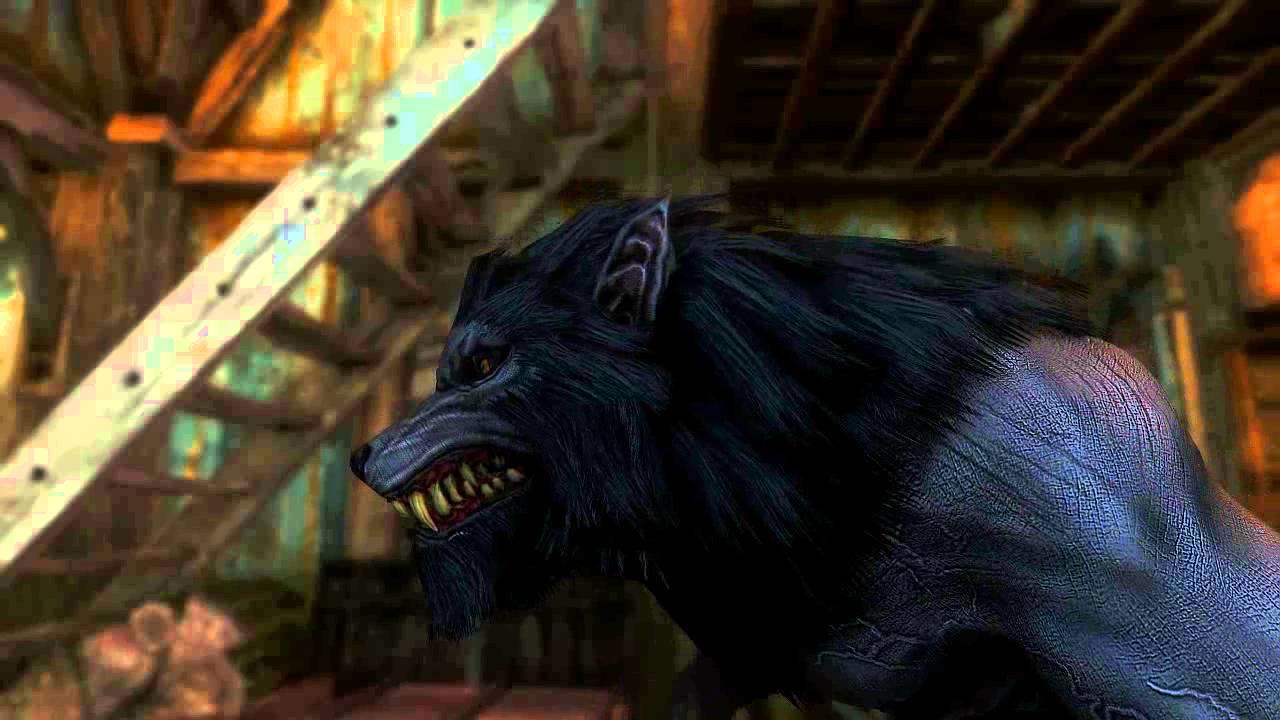 Skyrim Alpha Werewolf | hairstylegalleries.com