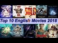 Top 10 English Movies 2018 $ Black Panther $ Avengers Infinity War $ Ready Player One